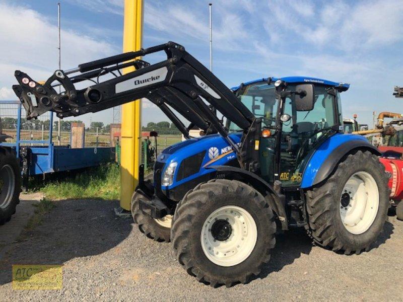 Traktor типа New Holland T 4.95 DC, Gebrauchtmaschine в Groß-Gerau (Фотография 1)