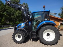 New Holland T 4.95 Тракторы