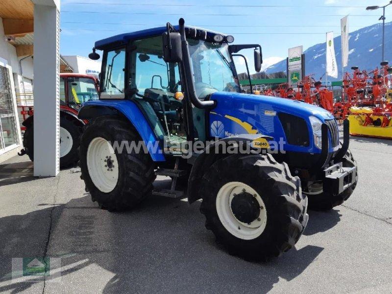 Traktor des Typs New Holland T 5040, Gebrauchtmaschine in Klagenfurt (Bild 1)