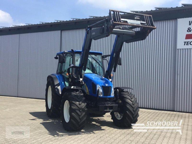 Traktor типа New Holland T 5050 ALLRAD, Gebrauchtmaschine в Lastrup (Фотография 1)