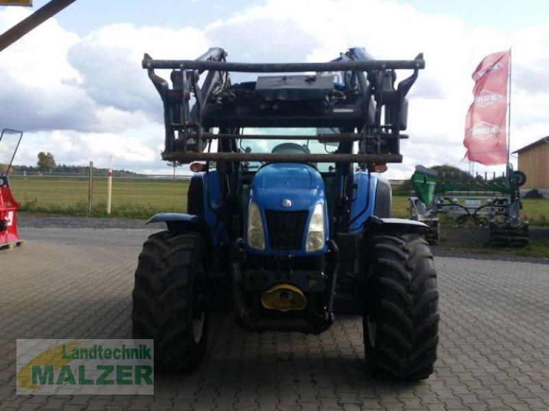 Traktor des Typs New Holland T 5050, Gebrauchtmaschine in Mitterteich (Bild 3)