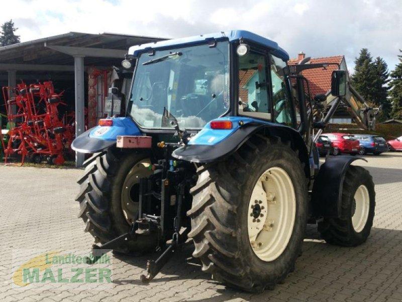 Traktor des Typs New Holland T 5050, Gebrauchtmaschine in Mitterteich (Bild 5)