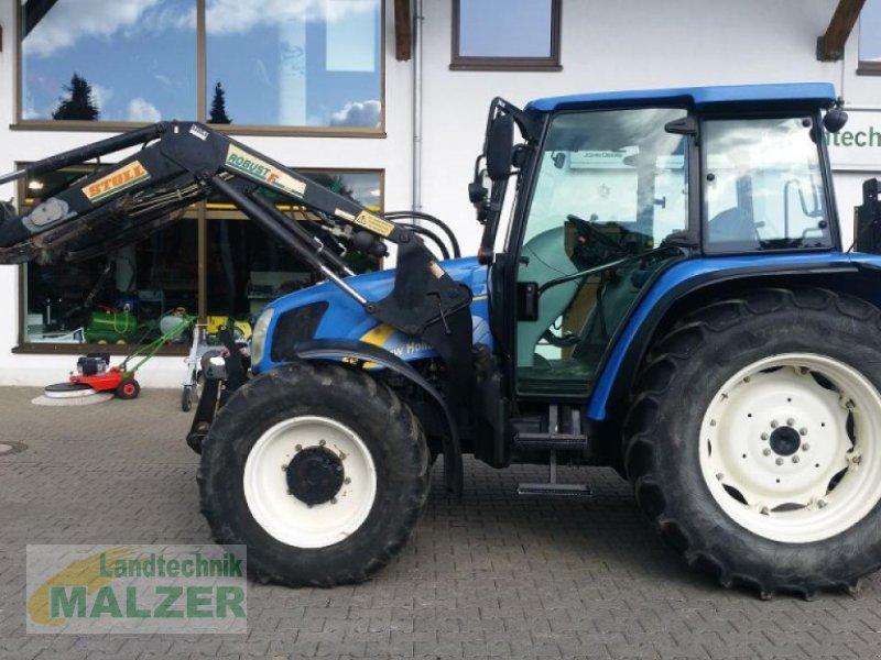 Traktor des Typs New Holland T 5050, Gebrauchtmaschine in Mitterteich (Bild 2)