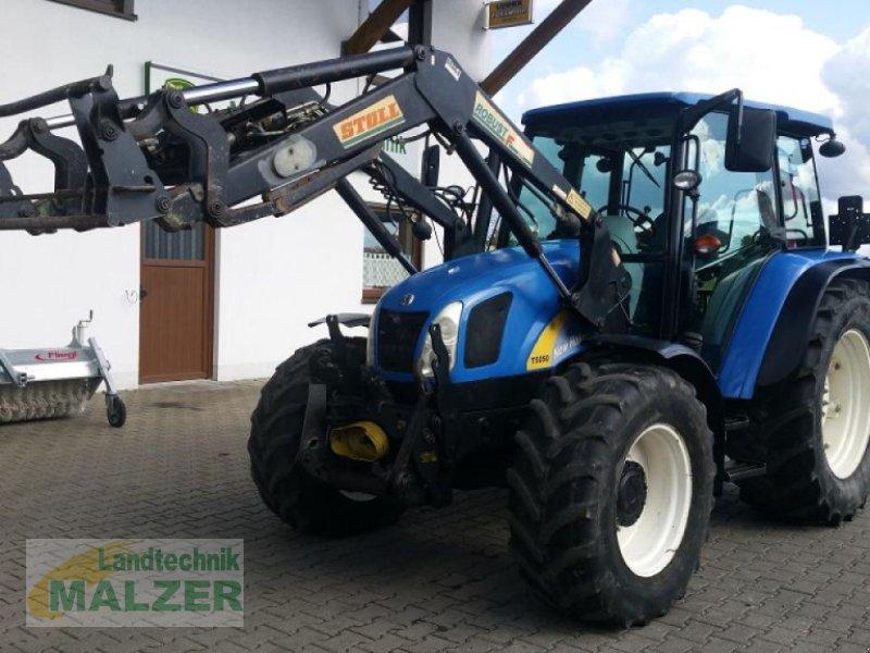 Traktor des Typs New Holland T 5050, Gebrauchtmaschine in Mitterteich (Bild 1)