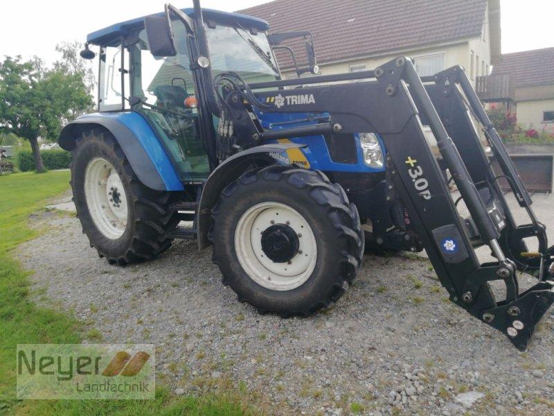 Traktor des Typs New Holland T 5050, Gebrauchtmaschine in Bad Waldsee Mennisweiler (Bild 1)