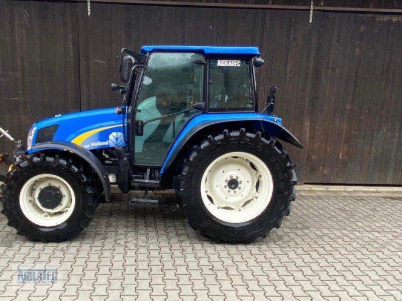 Traktor типа New Holland t 5050, Gebrauchtmaschine в Salching bei Straubing (Фотография 1)
