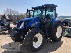Traktor des Typs New Holland T 5.120 AC Demo 2019 in Neuhof - Dorfborn
