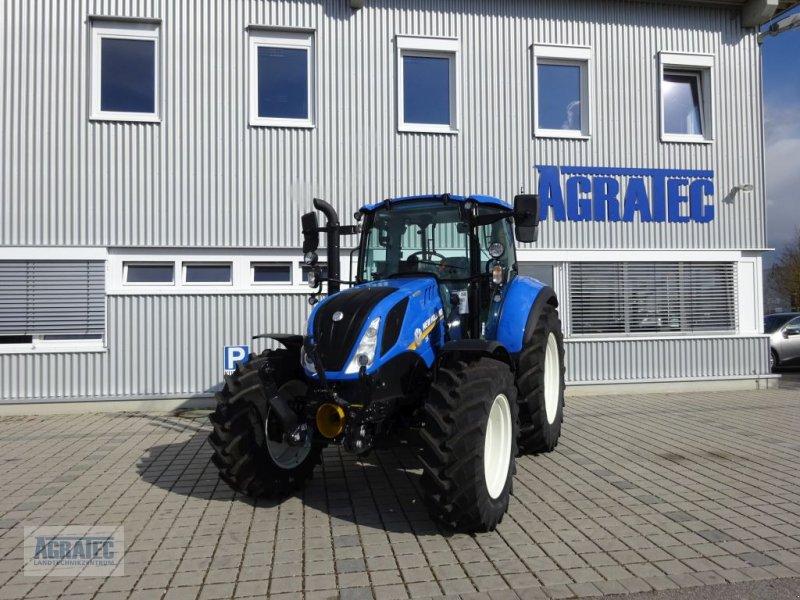 Traktor типа New Holland T 5.120 ElectroCommand, Neumaschine в Salching bei Straubing (Фотография 1)