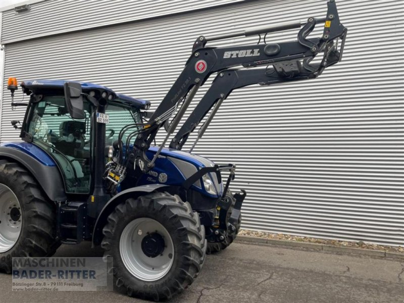 Traktor a típus New Holland T 5.140 AC, Neumaschine ekkor: Freiburg (Kép 1)
