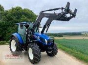 Traktor des Typs New Holland T 5.75 mit Frontlader, Gebrauchtmaschine in Mainburg/Wambach