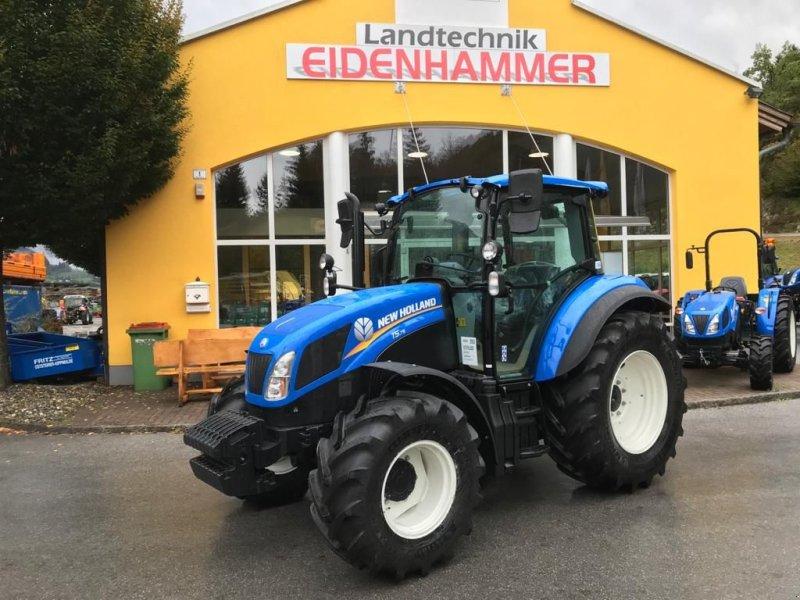Traktor des Typs New Holland T 5.75, Neumaschine in Burgkirchen (Bild 1)