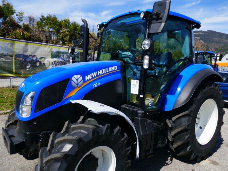 Traktor des Typs New Holland T 5.75, Gebrauchtmaschine in Villach (Bild 1)