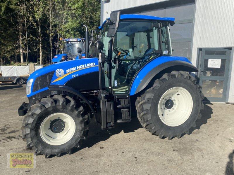Traktor des Typs New Holland T 5.75, Neumaschine in Kötschach (Bild 1)