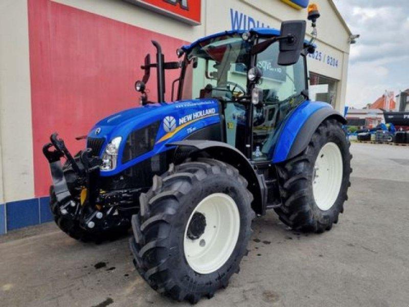 Traktor des Typs New Holland t 5.85, Gebrauchtmaschine in GÖPFRITZ (Bild 1)