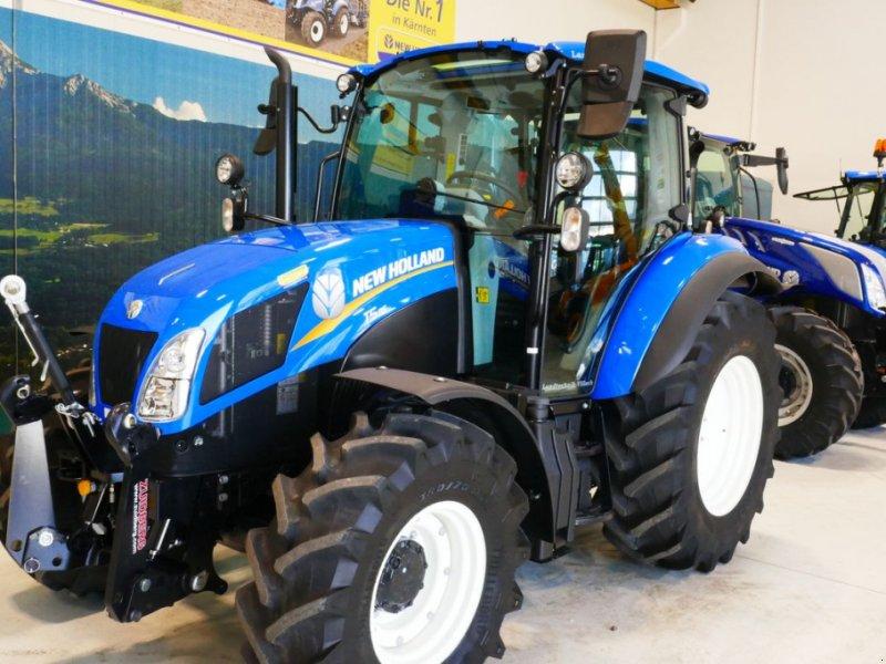 Traktor des Typs New Holland T 5.85, Gebrauchtmaschine in Villach (Bild 1)