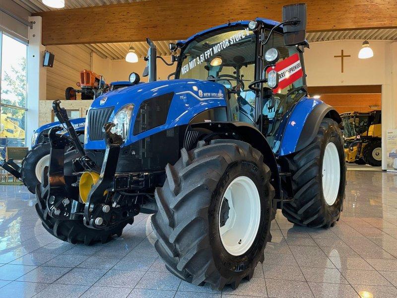 Traktor des Typs New Holland T 5.90 Utility, Neumaschine in Burgkirchen (Bild 1)