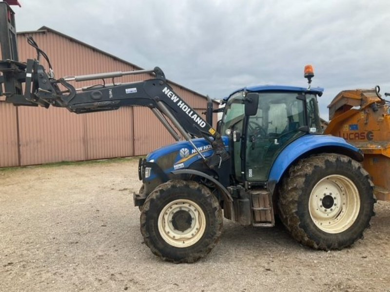 New Holland T 5.95 + CHARGEUR