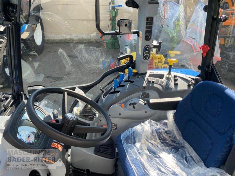 Traktor типа New Holland T 5.95 DC CAB  TMR, Neumaschine в Freiburg (Фотография 4)