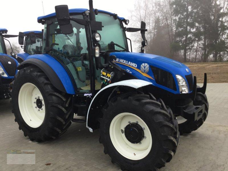 Traktor des Typs New Holland T 5.95 DC, Neumaschine in Fürsteneck (Bild 3)