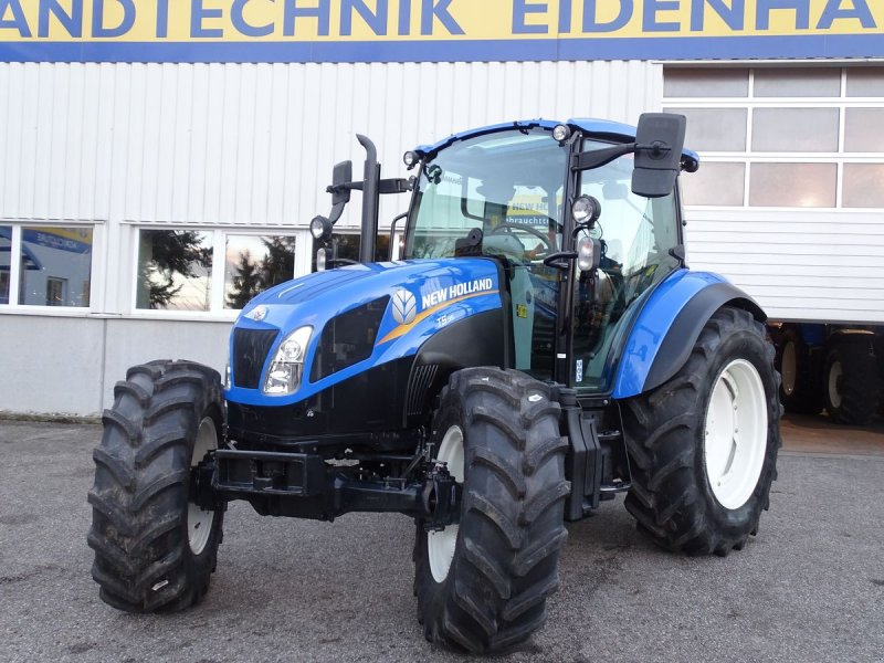 Traktor des Typs New Holland T 5.95, Gebrauchtmaschine in Burgkirchen (Bild 1)