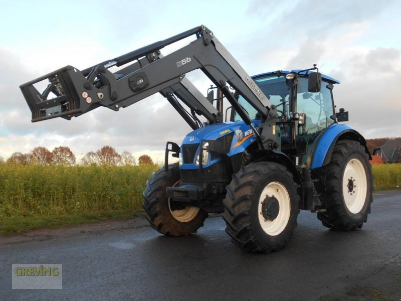 Traktor des Typs New Holland T 5.95, Gebrauchtmaschine in Greven (Bild 1)