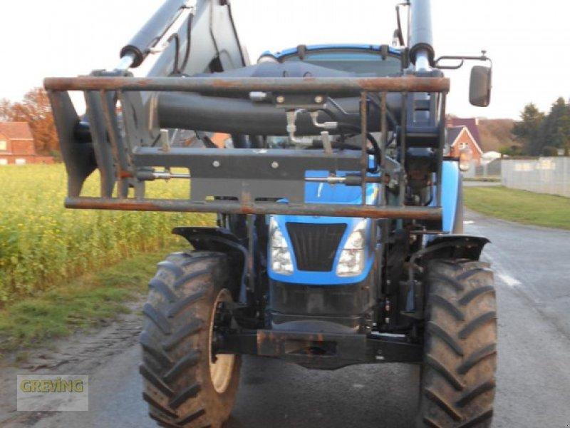 Traktor des Typs New Holland T 5.95, Gebrauchtmaschine in Greven (Bild 2)