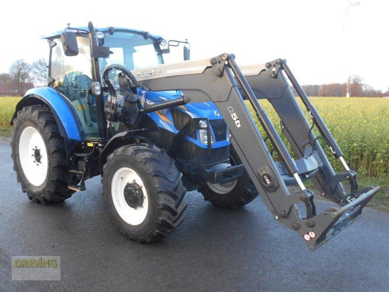 Traktor des Typs New Holland T 5.95, Gebrauchtmaschine in Greven (Bild 4)