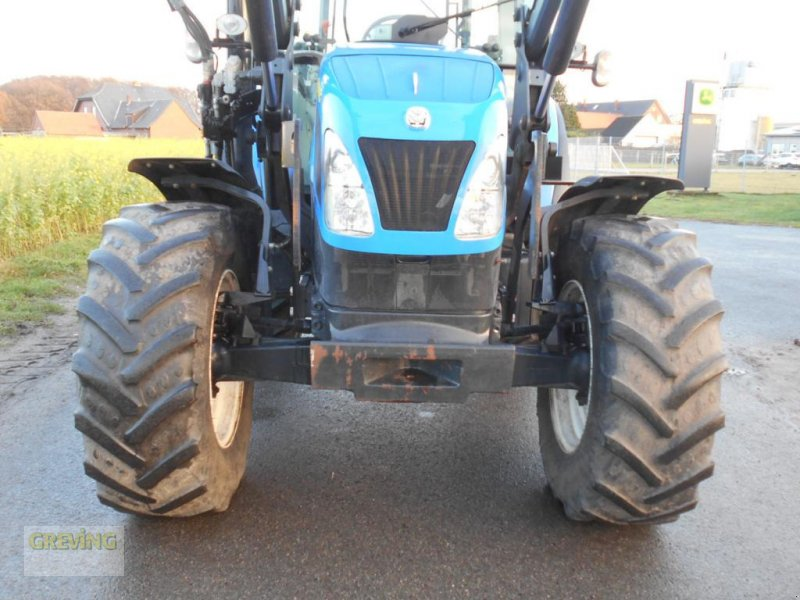 Traktor des Typs New Holland T 5.95, Gebrauchtmaschine in Greven (Bild 5)