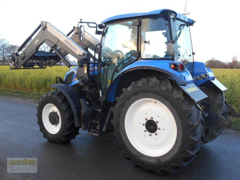 Traktor des Typs New Holland T 5.95, Gebrauchtmaschine in Greven (Bild 6)