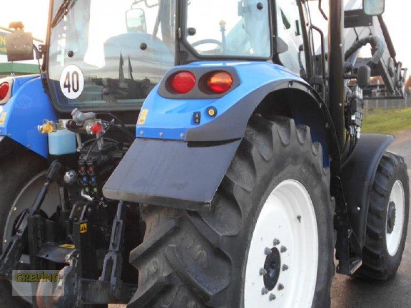 Traktor des Typs New Holland T 5.95, Gebrauchtmaschine in Greven (Bild 8)