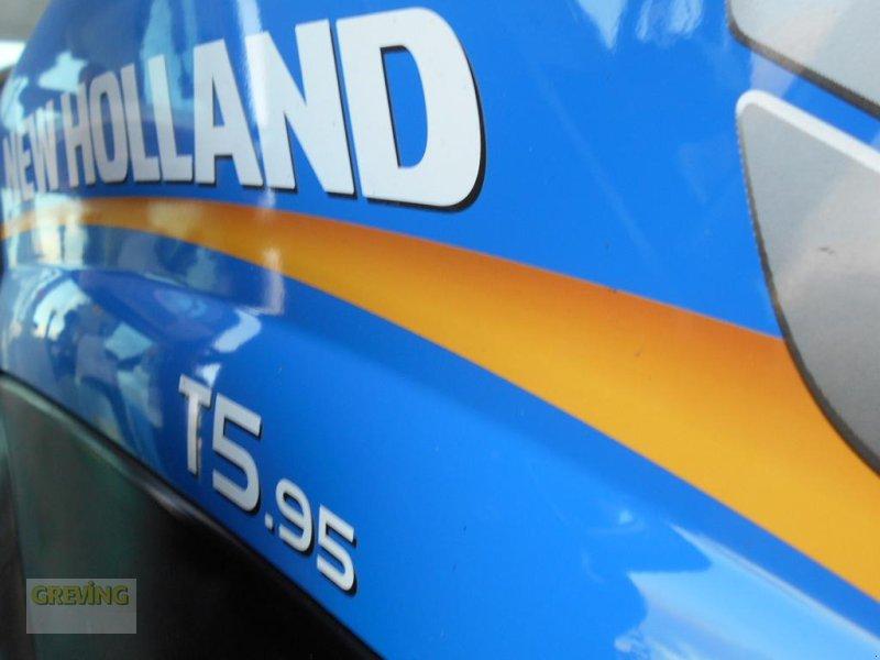Traktor des Typs New Holland T 5.95, Gebrauchtmaschine in Greven (Bild 29)