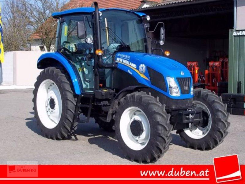 Traktor des Typs New Holland T 5.95, Vorführmaschine in Ziersdorf (Bild 1)