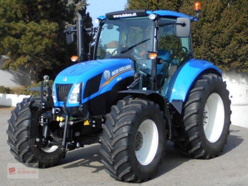 Traktor des Typs New Holland T 5.95, Gebrauchtmaschine in Ziersdorf (Bild 1)