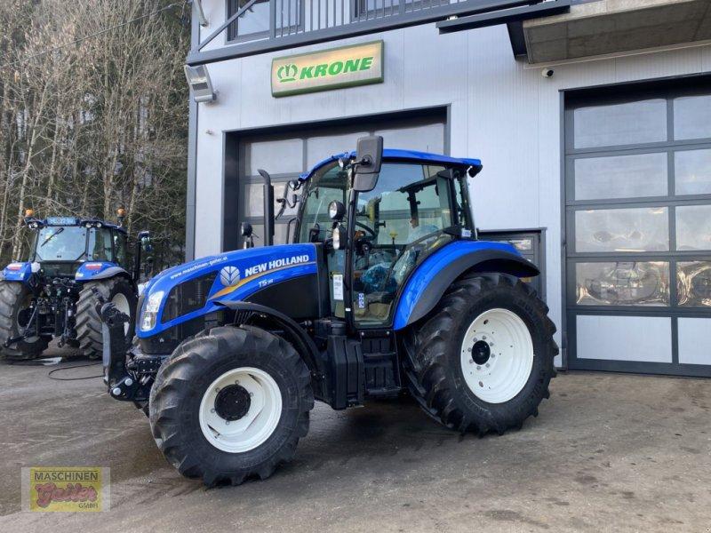 Traktor des Typs New Holland T 5.95, Neumaschine in Kötschach (Bild 1)