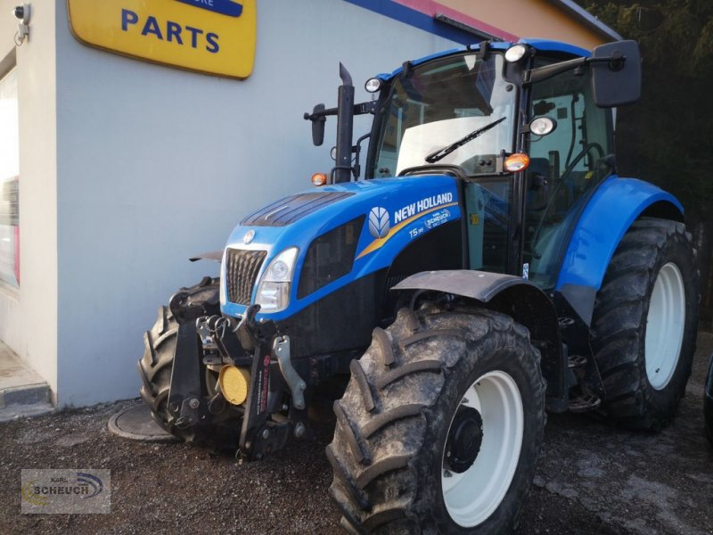 Traktor des Typs New Holland T 5.95, Gebrauchtmaschine in Zeillern (Bild 1)