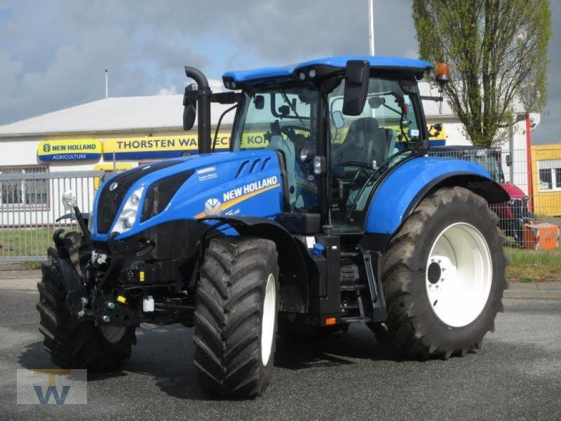 Traktor des Typs New Holland T 6. 145 Dynamic Command Kriechgang, Vorführmaschine in Gleschendorf (Bild 1)