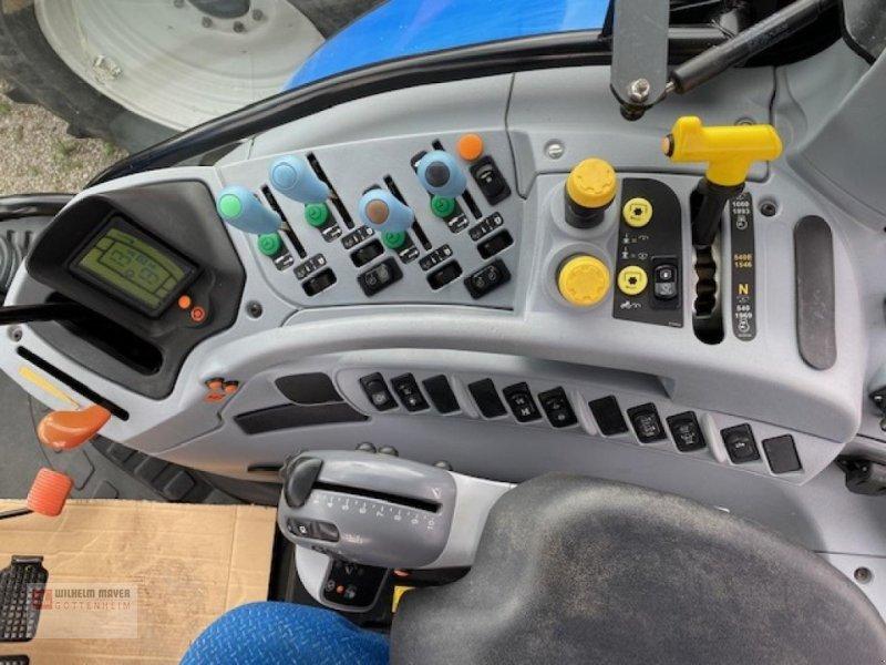 Traktor des Typs New Holland T 6 . 175, Gebrauchtmaschine in Gottenheim (Bild 8)
