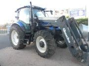 Traktor typu New Holland T 6010, Gebrauchtmaschine v ENNEZAT