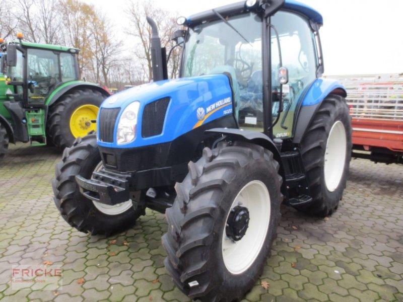 Traktor des Typs New Holland T 6020 DELTA TIER 3, Gebrauchtmaschine in Bockel - Gyhum (Bild 1)
