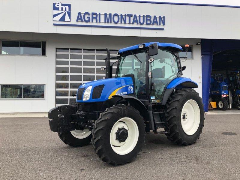 Traktor des Typs New Holland T 6020 ELITE, Gebrauchtmaschine in Montauban (Bild 1)