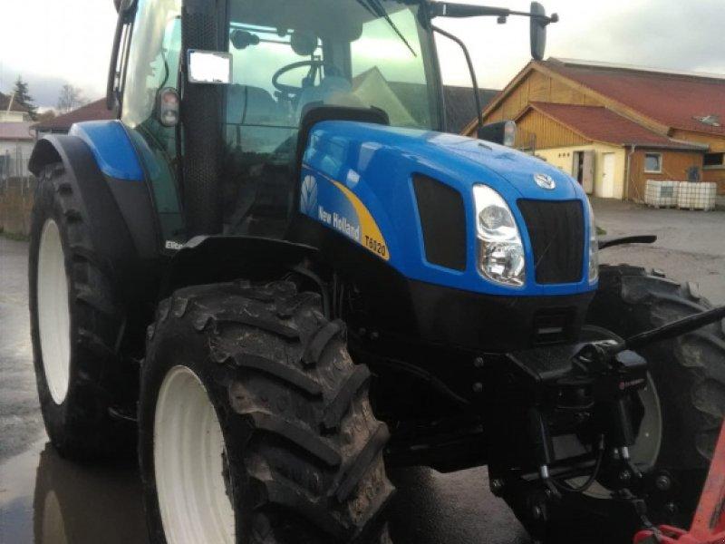 Traktor типа New Holland T 6020, Gebrauchtmaschine в Hohenfels (Фотография 1)