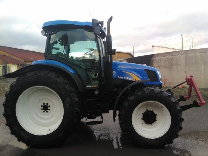 Traktor типа New Holland T 6020, Gebrauchtmaschine в Hohenfels (Фотография 2)