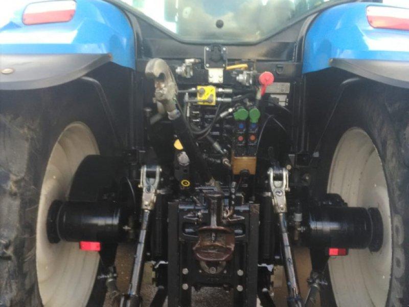 Traktor типа New Holland T 6020, Gebrauchtmaschine в Hohenfels (Фотография 4)
