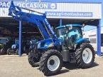 Traktor des Typs New Holland T 6030 en Montauban