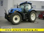 Traktor des Typs New Holland T 6070 Elite в Velburg