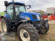 Traktor tip New Holland T 6070 Frontzapfwelle Druckluft Klima, Gebrauchtmaschine in Rittersdorf