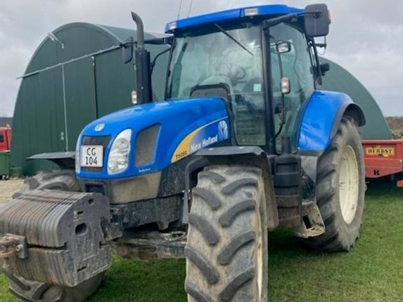 Traktor типа New Holland T 6080, Gebrauchtmaschine в Viborg (Фотография 1)