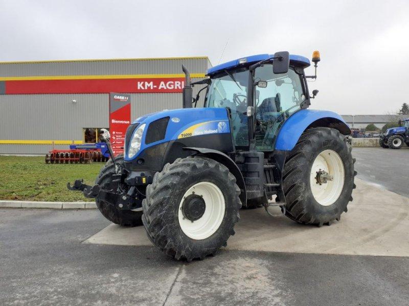 Traktor типа New Holland T 6090, Gebrauchtmaschine в SAINT LOUP (Фотография 1)