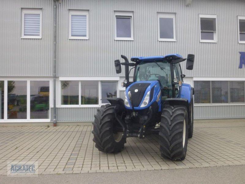 Traktor типа New Holland T 6.145 AutoCommand, Neumaschine в Salching bei Straubing (Фотография 1)