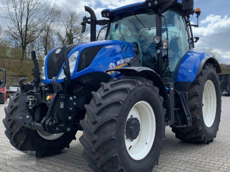Traktor tip New Holland T 6.145 DC Allrad, Gebrauchtmaschine in Bramsche (Poză 1)